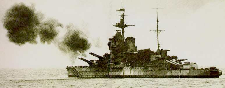 Follow this link to see Warspite in action...